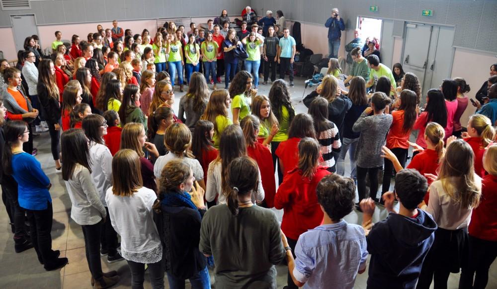 """Festival """"Voix Croisées"""" à Escalquens"""