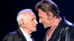 Stage Aznavour-Hallyday   janvier/février 2019